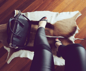 Givenchy, heels, and outfit image