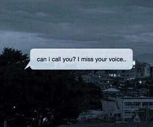 miss, voice, and call image
