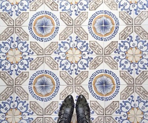 pattern and shoes image