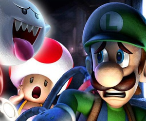 luigi and toad image