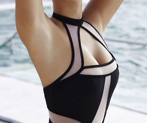 fashion, swimwear, and zaful image