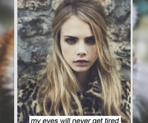 wallpapers and cara delevigne image
