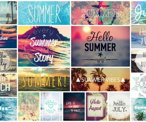 life, quote, and sumer image