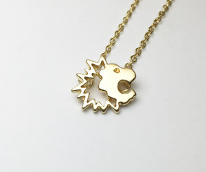 confident, etsy, and gold jewelry image