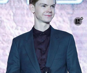 newt, the maze runner, and bae image