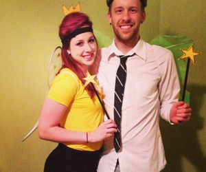 cute halloween costumes, diy halloween costumes, and easy halloween costumes image