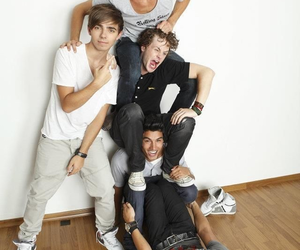 the wanted, boy, and nathan sykes image