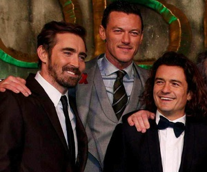 orlandobloom, leepace, and lukeevans image