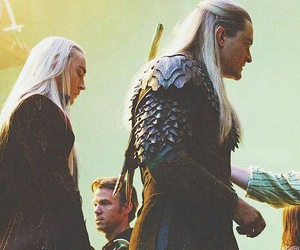 Legolas, leepace, and thranduil image