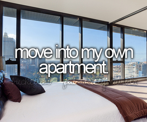 apartment, house, and Move image