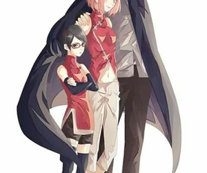 famille and naruto image