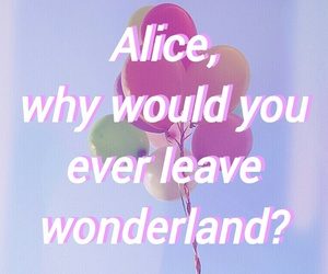 alice in wonderland, we're all mad here, and alternative image