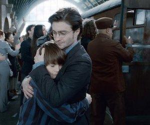 harry potter, hogwarts, and albus severus potter image