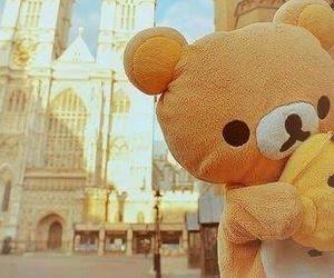 rilakkuma, cute, and bear image