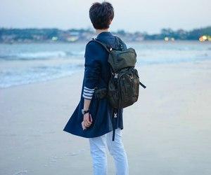 luhan, exo, and boy image