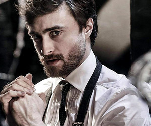 daniel radcliffe, harry potter, and celebrity image