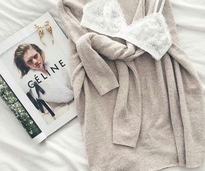 fashion, bra, and celine image