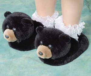 bear and room shoes image