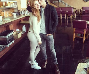 bella thorne and gregg sulkin image