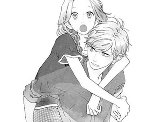 hirunaka no ryuusei, manga, and anime image