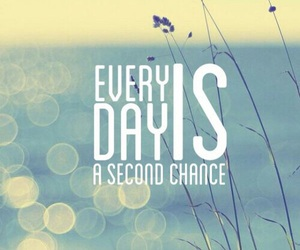 quote, chance, and day image