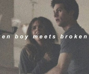 couples, cute boy, and teen wolf image