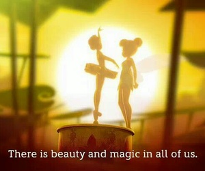magic, beauty, and tinkerbell image