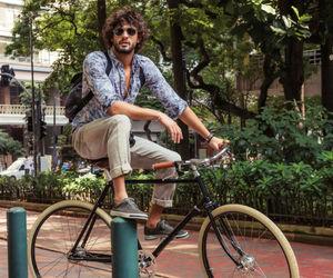 bike, casual, and fashion image