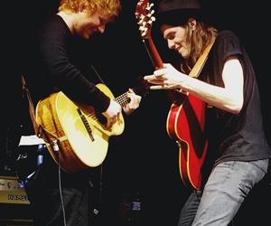 ed sheeran, james bay, and music image