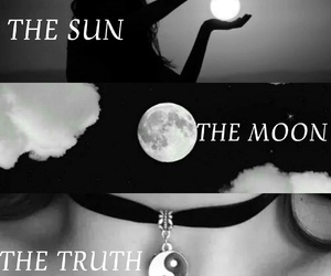 noir et blanc, teenwolf, and the truth image