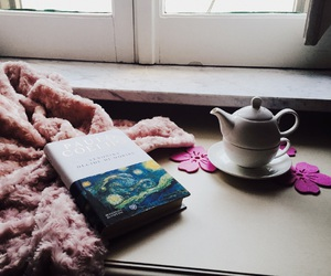 book, cold, and home image