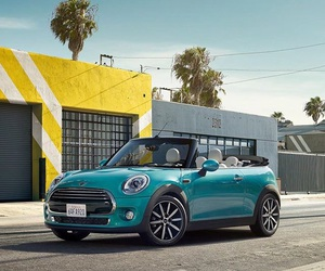 car, mini, and style image