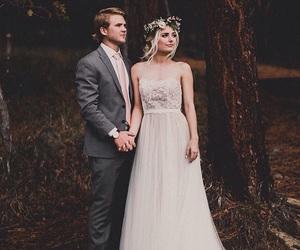 aspyn ovard, couple, and wedding image