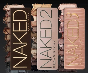 make up, naked, and urban decay image