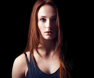 winter is coming, game of thrones, and sophie turner image