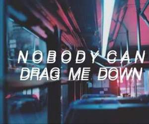 one direction, drag me down, and quotes image