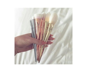 Brushes, hand, and nails image