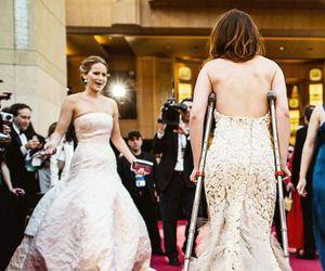 Jennifer Lawrence and kristen stewart image