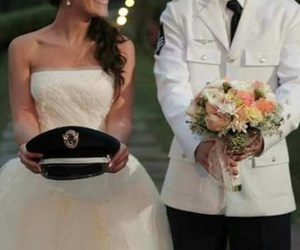 casamento, militar, and love image