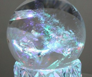 crystal, grunge, and magic image
