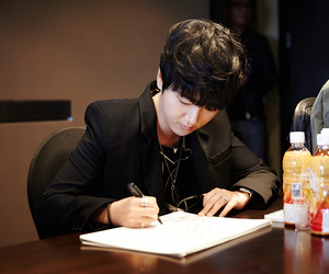 handsome, yesung, and super junior image