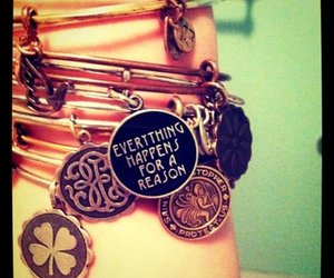 bracelets, jewellery, and message image