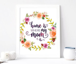 etsy, wall hangings, and inspirational quotes image
