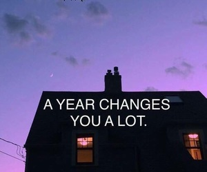 change, quotes, and year image