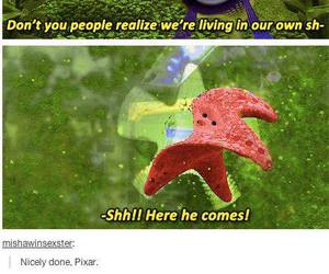 funny, pixar, and lol image