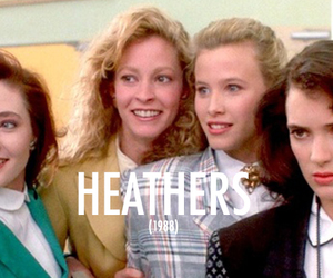 80s, Heathers, and 90's image