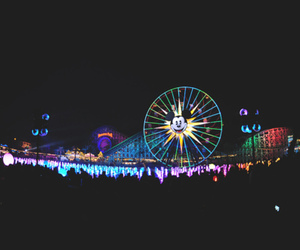 disneyland and world of color image