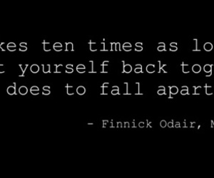 quote, finnick odair, and mockingjay image