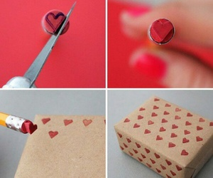 diy, heart, and ideas image