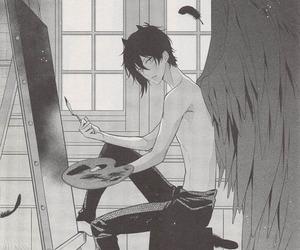 manga, anime, and boy image